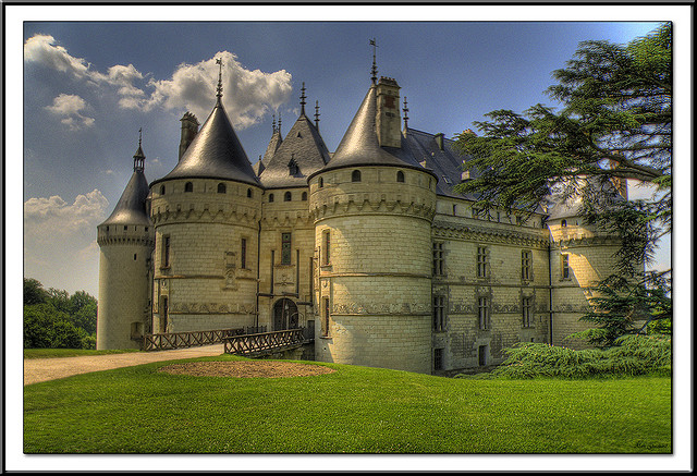 Castillo de Chaumont