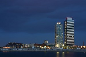 puerto olimpico barcelona. rentspain
